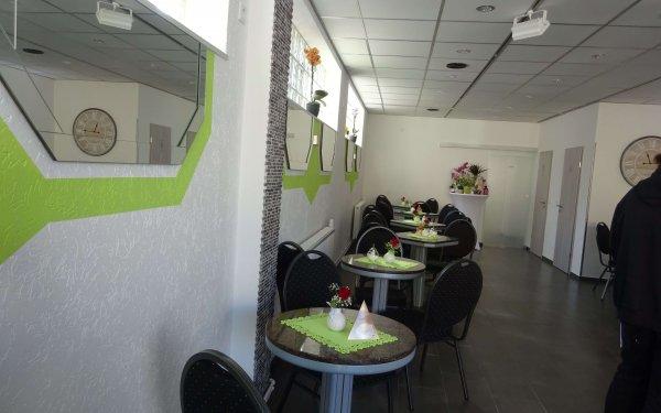 Umbau Eiscafe